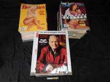 Large Lot of Playboy Special Editions from 2000-2018