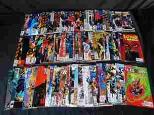 Short Box of DC Comics including Batman and Catwoman
