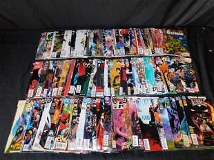 Short Box of DC Comics including Batman and Wonder