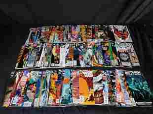 Short Box of DC Comics including Batman and Robin