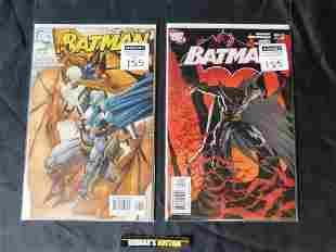 Batman #655 and #656