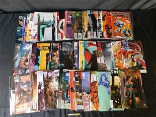 Short Box of Independant Comics