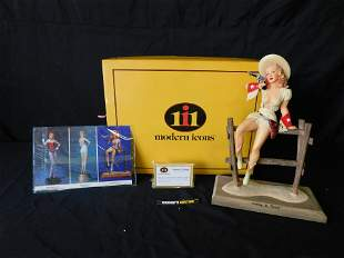 Modern Icons Aiming to Please Limited Edition Statue