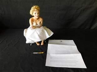 Franklin Heirloom Love, Marilyn Doll