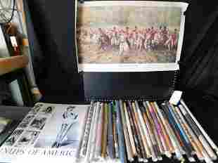 Large Lot of Pin-Up, Marilyn Monroe, and Bettie Page,