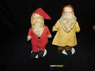 Lot of 2 Vintage Sneezy Dolls