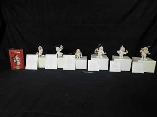 Lenox Disney Showcase Collection Snow White Dwarfs