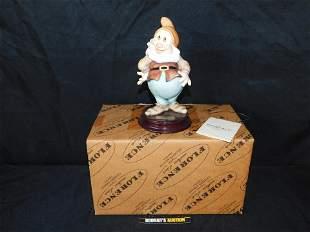 Giuseppe Armani Happy Dwarf Statue