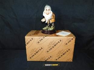 Giuseppe Armani Bashful Dwarf Statue