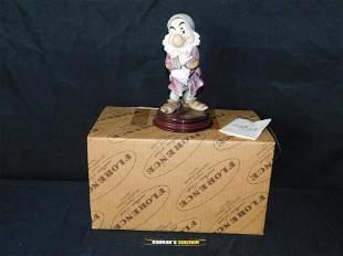 Giuseppe Armani Grumpy Dwarf Statue