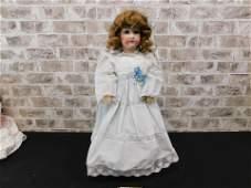 Antique German CM Bergmann Doll