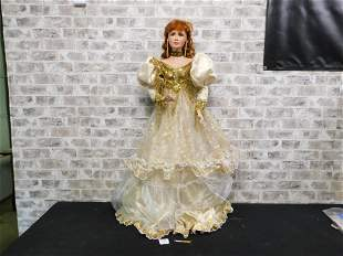 """Rustie 44"""" Limited Edition Porcelain Doll"""