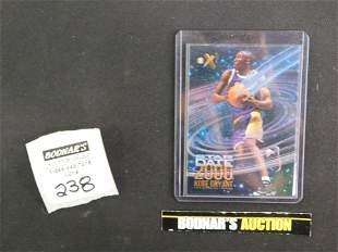Kobe Bryant 1997 Skybox Star Date 2000 Basketball Card