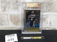 1996-97 Bowman's Best Kobe Bryant Rookie #R23 9.5 GEM