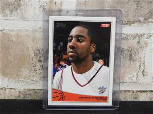 James Harden Topps 2009 Rookie Card #319