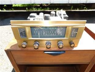 Fisher Model 500 Amplifier/Tube Radio