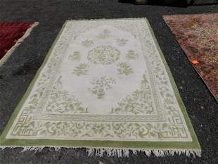 Hand Woven Oriental Rug by Couristan Peking Ming