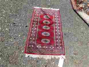 Hand Made Prayer Rug