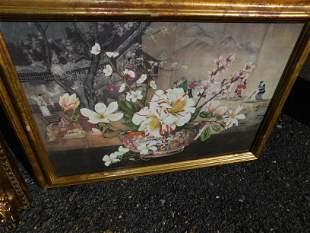 Framed Print of Asian Scene