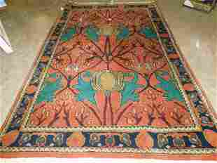 Semi Antique Handmade Rug