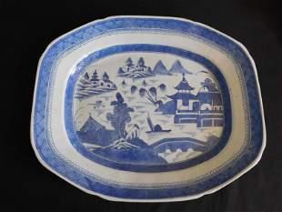 Canton ware Platter
