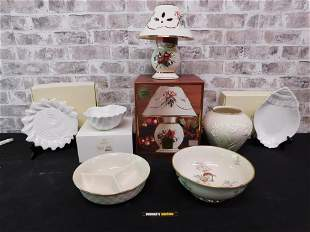 Group Lot of 7 Pieces of Lenox