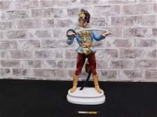 Herend Hungarian Hussar Figurine