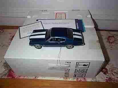 Franklin Mint Precision Model 1970 Chevelle SS 454,