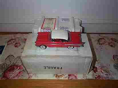 Franklin Mint Precision Model 1957 Chevy BelAir, 1:2