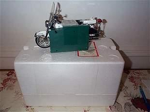 Franklin Mint Precision Model Harley Davidson Police