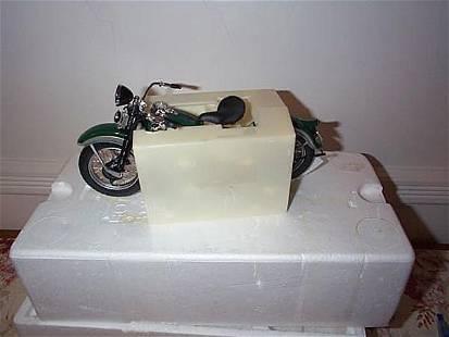 Franklin Mint Precision Model 1936 Harley Davidson E
