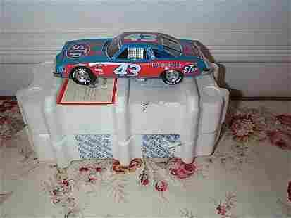 Franklin Mint Precision Model Richard Pettys' #43 Ra