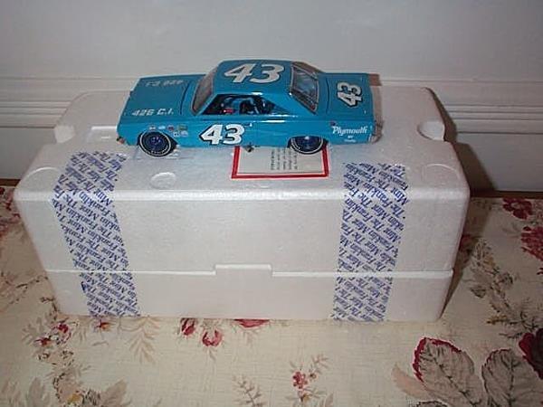 9: Franklin Mint Precision Model 1967 Richard Petty Bel