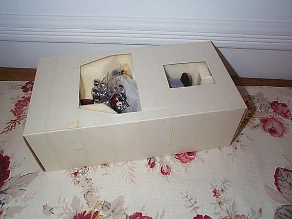 Franklin Mint Precision Model Heritage Soft Tail Cl