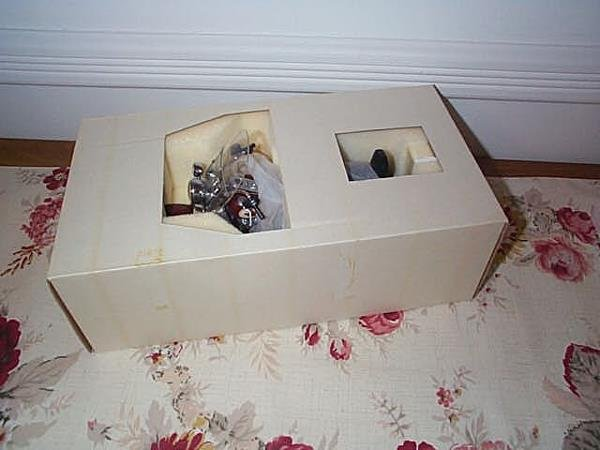 14: Franklin Mint Precision Model Heritage Soft Tail Cl