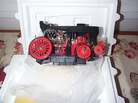 Franklin Mint Precision Model 1912 Christie Front D