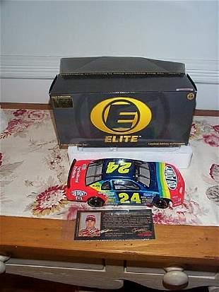RCCA Elite Collectible Jeff Gordon. Buyer, #24 Dup