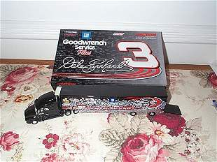 Action Collectible Dale Earnhardt #3 GM Goodwrench