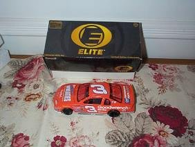 RCCA Elite Collectible Dale Earnhardt #3 Goodwrench
