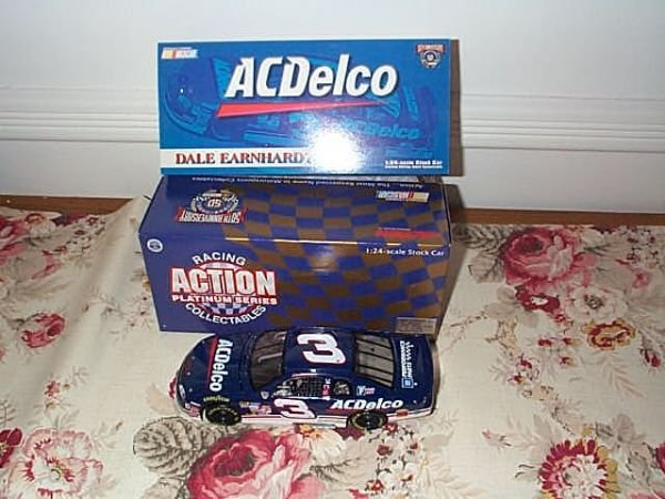 114: Action Racing Collectible Dale Earnhardt Jr. #3 AC