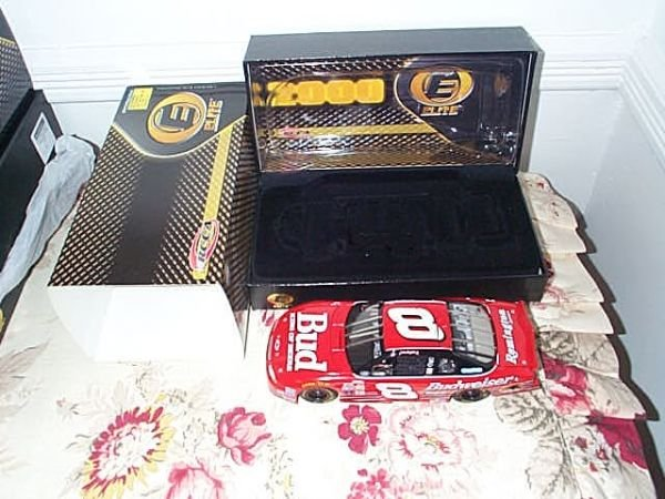 119: RCCA Elite Collectible Dale Earnhardt Jr. #8 Budwe