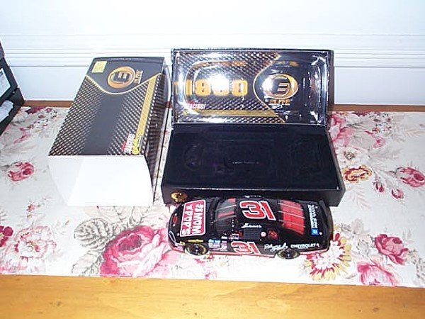 120: RCCA Elite Collectible Dale Earnhardt Jr. #31 Mom