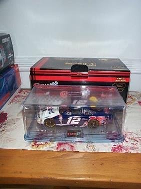 Team Caliber Diecast; Mobil 1 Racing #12 Jeremy Ma