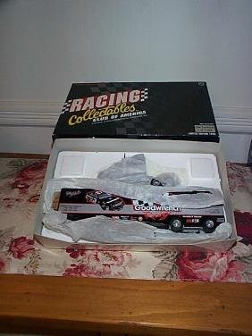 RCCA Action Collectibles Dale Earnhardt #3 Tractor