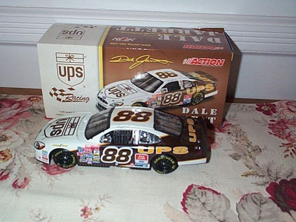 185: Action Racing Collectibles, Dale Jarrett #88 UPS 2