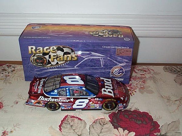 195: Action Racing Collectibles, Dale Earnhardt Jr. #8