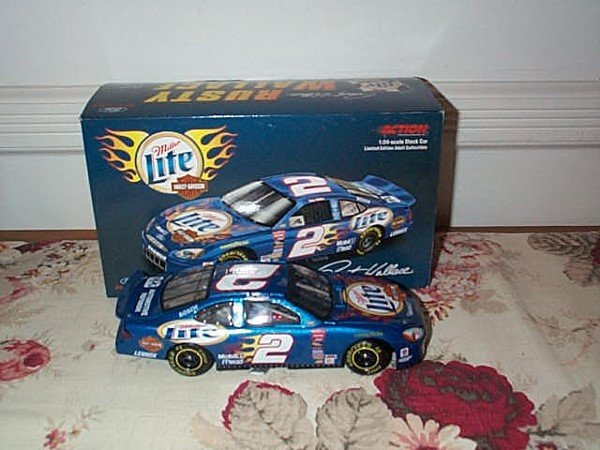 197: Action Racing Collectibles, Rusty Wallace #2 Mille
