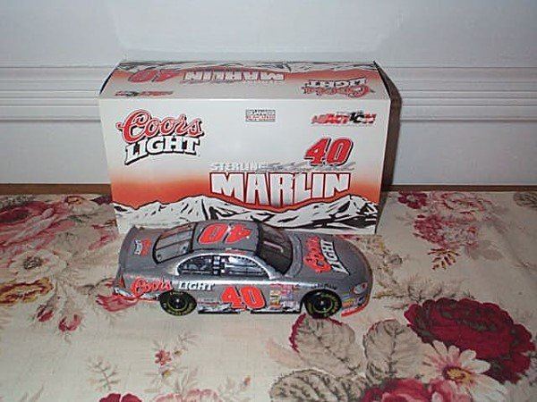 198: Action Racing Collectibles, Sterling Marlin #40 Co