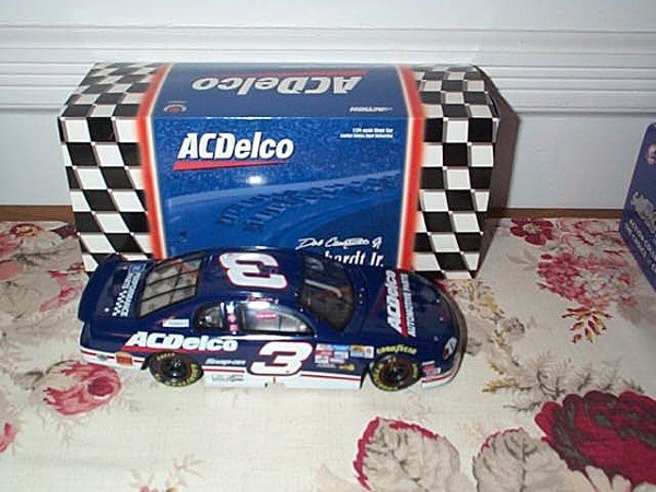 201: Action Racing Collectibles, Dale Earnhardt #3 AC D