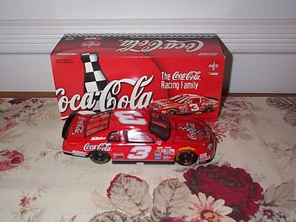 205: Action Racing Collectibles, Dale Earnhardt Coca Co